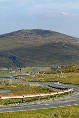 Road to Tarbert on Harris (David Russell UK) Tags: road winding mountain ben toll lewis harris isle island western isles outer hebrides scotland view vista scene scenery landscape