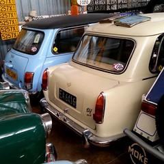 Riley Elf (jsa_511) Tags: britishcarmuseum napier newzealand car britishcars rileyelf riley