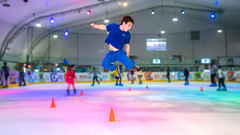 Jump When you can (israelicohen) Tags: exo united trick skating ice iceskating jump iceskatingfreestyle