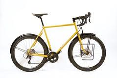 Varun's disc randonneur (Chapman Cycles) Tags: