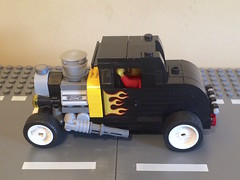 75875 MOD_12 (brikstr) Tags: lego moc city hotrod minifig 75875 modification