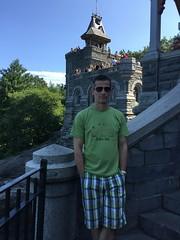 Belvedere Castle, Central Park. (Elias Rovielo) Tags: centralpark castelo castle castelobelvedere castlebelvedere belvederecastle