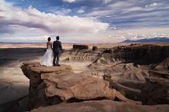 New Beginnings (Dustin LeFevre) Tags: groom bride wedding utah utahwedding