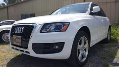 2010 Audi Q5 (German Autohaus) Tags: germanautohaus audi chattanooga q5