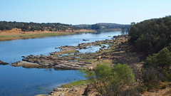 O Guadiana (rgrant_97) Tags: spain portugal espaa espanha frontera fronteira river rio guadiana bridge ponte puente ayuda ajuda