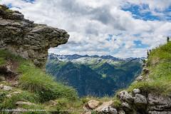 Berglandschaft aufgenommen am Langkofel (Südtirol) - Mountains photographed at Langkofel (South Tyrol) (klausmoseleit) Tags: jahreszeit gröden alpen südtirol sommer orte campitellodifassa trentinoaltoadige italien it