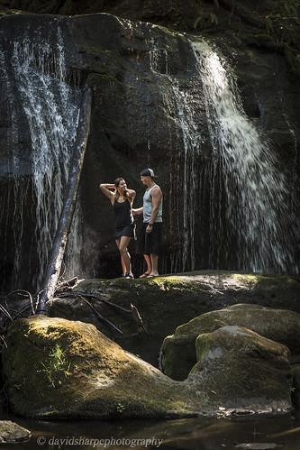 Christopher & Emma @ whatcom falls park