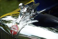 The Griffin -1933 Hudson Essex Terraplane Hood Ornament (Brad Harding Photography) Tags: 1933 33 hudson essex terraplane griffin hoodornament chrome antique detail closeup ottawa kansas olmaraisriverruncarshow carshow