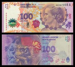 (ARS7a) 2012 Argentina: Banco Central de la Repblica Argentina, Cien Pesos (A/R)... (Jos Pestana) Tags: ars america americadelsur americaamrica amerika amrica amricadelsur amricas amrika amrique argentina billete bills fondonegro jospestana numismatic numismatica numismtica paises papermoney simbolo sony sonynex sonynex6 southamerica sudamrica suramerica suramrica banknote biglietto bilhete billet billetdubanque billetes ithikithi itikiti pilet tiket tiketi tik tiogaid tocyn tkiti