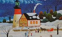 A LIGHT BEFORE CHRISTMAS (pattakins) Tags: heronim hometowncollection christmas puzzle jigsawpuzzle