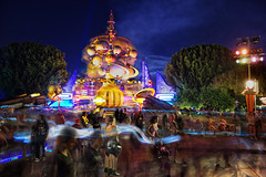 (todd-) Tags: fa31 disneyland tomorrowland composite pixelshift