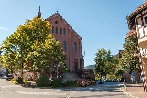 Église protestante de Schiltach