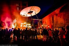 Fte des Hauts Fourneaux (Robert GLOD (Bob)) Tags: night streetphotography eschsuralzette luxembourg lu