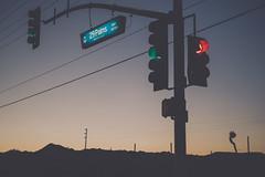 29 Palms (mripp) Tags: california kalifornien art kunst sunset uta amerika america usa landscape landschaft night nacht street strase driving fahren car fuji cpro2 vintage old retro