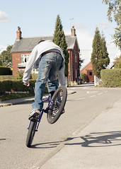 stop right now thank you very much (notmydayj.ob) Tags: bike bicycle bmx brake stop 1ts5teve