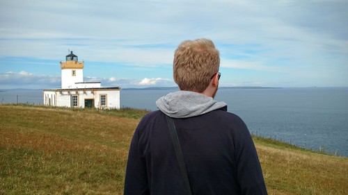 Duncan's head by Duncansby Head