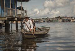 Amazon River-Jungle ( cilantrophotos) Tags: people river amazon life jungle wild green palafitos canoe trip explorer houses choza hut old men indigenous southamerica planet lonely