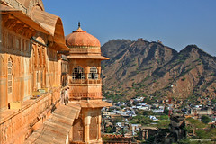 Jaipur (xplorengo) Tags: fort fortress jaipur india indi asia azi castle