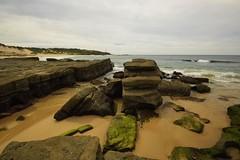 Soldiers Beach Rocks (Paul Hollins) Tags: aus australia bungareenorah newsouthwales norahhead nikond750 seascape lighthouse