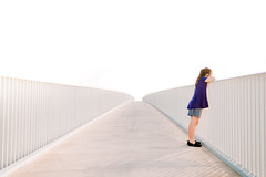 be still (demandaj) Tags: girl purple nikon vsco lines light ca oc 35mm 14