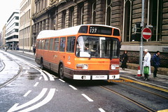 G M Buses 132 (JNA 588N) (SelmerOrSelnec) Tags: gmbuses leylandnational jna588n manchester mosleystreet gmt bus