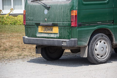 Number Plate (toschi) Tags: tresco islesofscilly england cornwall uk