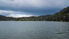 Stormy day on the coast (Merrillie) Tags: woywoy storm nature water outdoor nswcentralcoast weather newsouthwales clouds nsw centralcoastnsw woywoybay stormy photography bay outdoors waterscape stormscape centralcoast sky australia