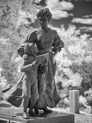 P9240015 - Status (Syed HJ) Tags: nashuanh nashua nh statue na infrared 950nm ir olympusem5 olympus em5 fujian50mmf14 fujian50mm fujian 50mm cctvlens cctv