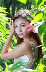 DP1U7541 (c0466art) Tags: pure taiwan girl  natural quality beautiful eyes charming gorgeous outdoor portrait light canon 1dx c0466art