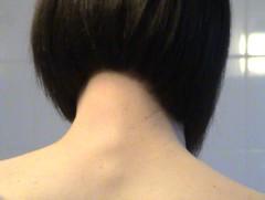 after_neckline 13-09-01 (boblinehair) Tags: bob aline nape undercut shavednape