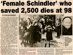 Irena Sendler (1910-2008) RIP (stillunusual) Tags: germany holocaust thirdreich nazi wwii poland polska worldwarii hero heroine algore ww2 warsaw jew jewish jews 2008 warszawa worldwar2 secondworldwar shoah yadvashem nobelpeaceprize barackobama zegota germanhistory polishunderground warsawghetto nazigermany rescuer armiakrajowa righteousamongthenations irenasendlerowa irenasendler homearmy polishundergroundstate righteousgentile polishresistance żegota polishcounciltoaidjews polishrighteousamongthenations