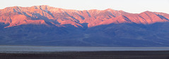 Panamint Range at Sunrise: Death Valley National Park, California (CA) (Floyd Muad'Dib) Tags: california park ca usa mountain mountains sunrise geotagged death golden nationalpark flat state salt parks peak basin flats telescope national valley western deathvalley floyd westcoast range muaddib americanwest pacificcoast badwater goldenstate panamint telescopepeak westernusa panamints batwaterbasin floydmuaddib