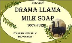 Drama Llama soap