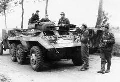 Panzerspähwagen M8(a) (M8 Light Armored Car « Greyhound ») (Krueger Waffen) Tags: greyhound war tank wwii captured armor m8 armour armored tanks panzer afv worldwartwo armoredvehicle armoured armoredcar wehrmacht lightarmoredcar panzerspähwagen worldwartwotanks tanksofthesecondworldwar