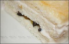 توست بالجبن والزيتون (3bnat) Tags: سندويش توست