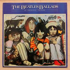 Beatles - The Beatles Ballads (Leo Reynolds) Tags: canon eos ebay iso400 album vinyl cover lp 7d record beatles f80 sleeve platter 33rpm 38mm 0008sec hpexif xleol30x