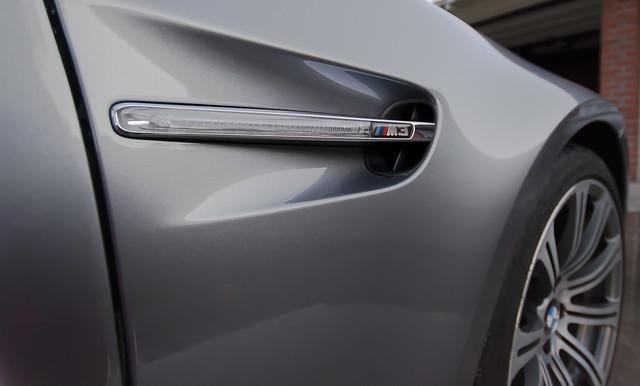 bmw m3 2009 coupe e92