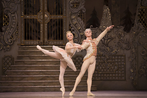Dance Highlight: The Grand Pas de Deux from The Nutcracker