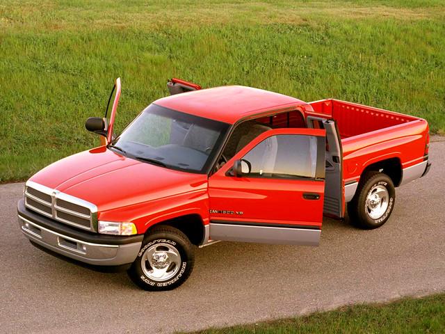 truck pickup dodge ram