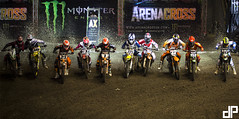 Arenacross 2013 with Events22 & Monster Energy at the Liverpool Echo Arena
