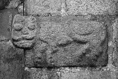 Kat Hedensted Kirke (Onkel Ulle) Tags: lion relief romanesque lve kirke hedensted romansk