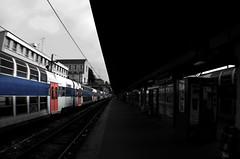 Train (derosatony) Tags: city paris france castle train gold tram versailles transit vienne francais