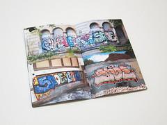 Carnage #4 (carnagenyc) Tags: nyc zine newyork graffiti carnage curve joz cynic fonse snoeman