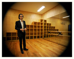Nick Cave (oscarinn) Tags: portrait music mexico mexicocity retrato nickcave museodelchopo