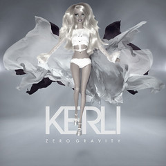 Kerli - Zero Gravity (P-B Photography) Tags: barbie albumcover zerogravity kerli