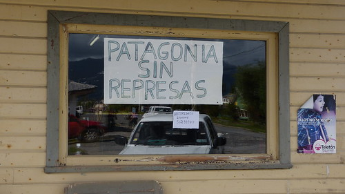 Patagonia, Sin represas!