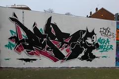 Ders (STEAM156) Tags: uk streetart london art graffiti travels photos unitedkingdom artists walls rt ders stockwell steam156 wwwlondongraffititourscom