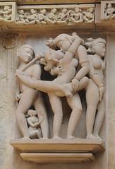 Khajuraho (nicnac1000) Tags: india sex naked nude temple erotic vishnu indian unescoworldheritagesite unesco worldheritagesite mp nudity hindu khajuraho madhyapradesh chattarpur lakshmana bundelkhand 10thcentury northindian chhatarpur chandela 10thcenturyad yashovarman 950ad 10century india2013 vaikunthavishnu