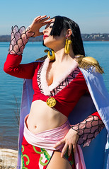 Katsucon One Piece-4 (LJinto) Tags: one costume cosplay boa hancock piece katsucon