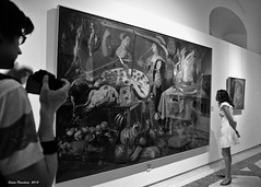 Cuant Cau Cau - A Salvador Dali Mystery (Simon Downham) Tags: boy 2 woman 3 art classic clock girl dutch mystery fruit museum painting 1 women gallery view 33 humor 8 9 humour mickey falling puzzle master spanish numbers gaudy painter salvador belgian dali spi